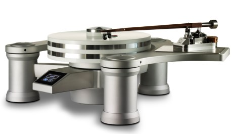 Wave Kinetics NVS Reference Turntable Side