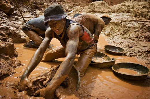 DRC (Congo) Mining Project