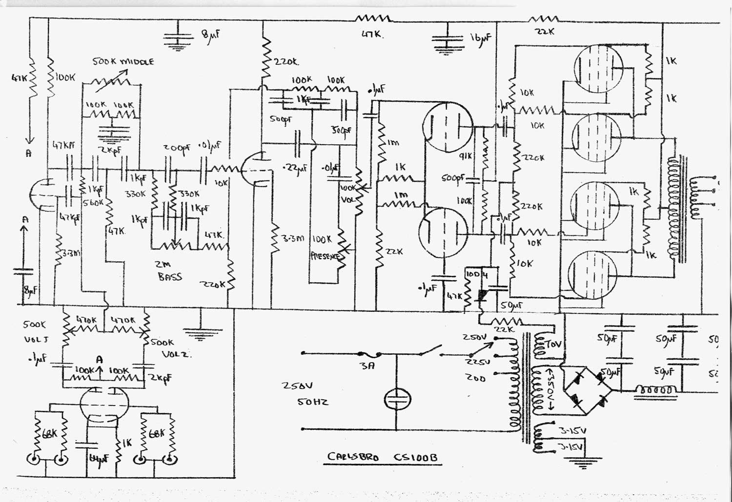 Xl250 Wiring Diagram