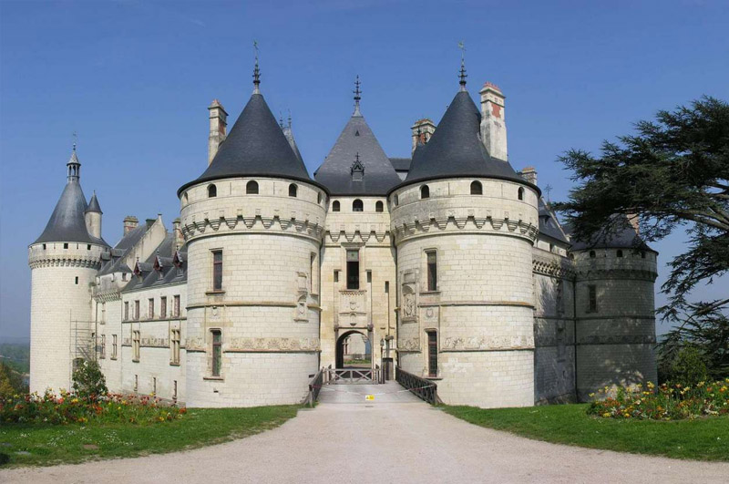 Le Chteau De Chaumont Sur Loire Manoir De La Voute