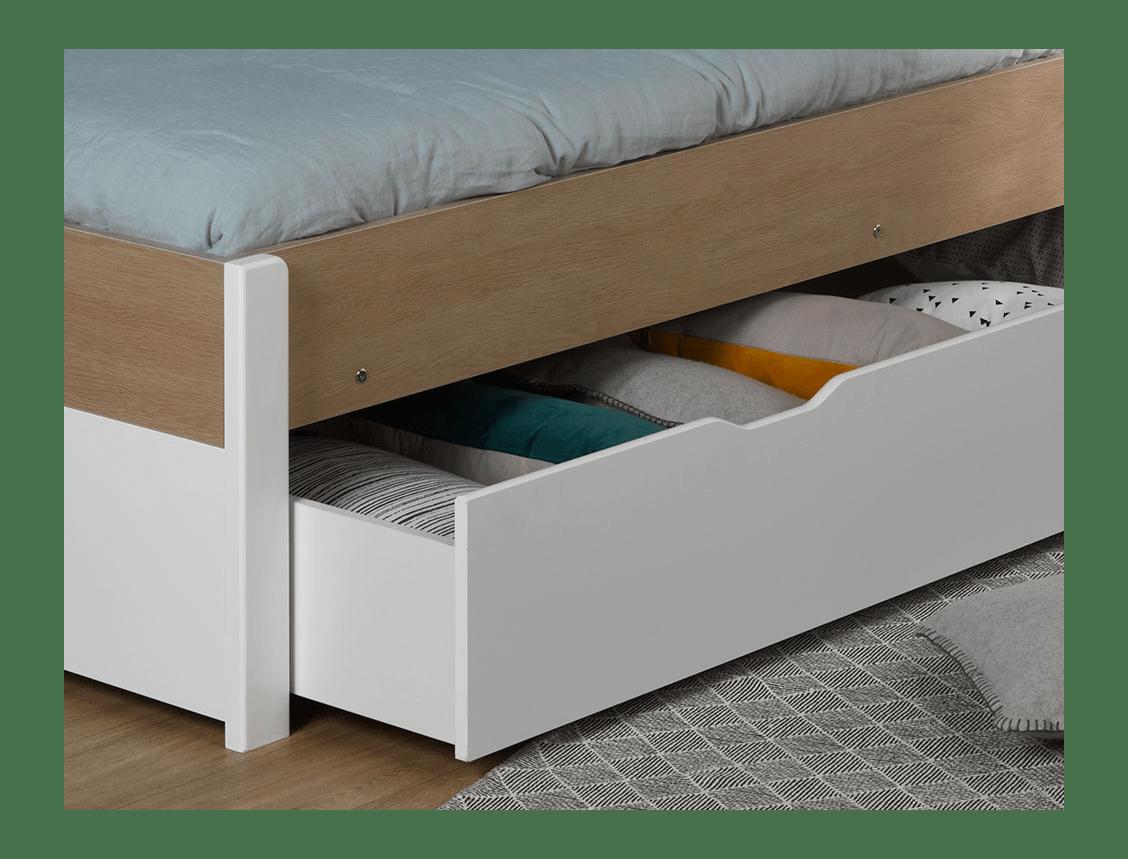 tiroir de lit enfant nomade tiroir de rangement couchage d appoint