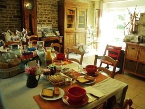 2015 petit déjeuner