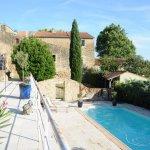 Moulin de Bonfilhon, chambres d'hôtes à Cornillon-Confoux en Provence