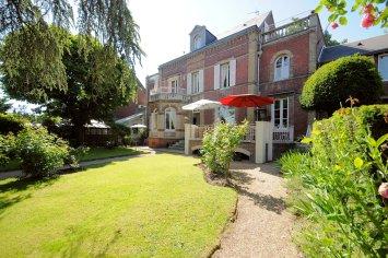 Villa La Gloriette, chambres d'hotes de charme Rouen (Normandie)