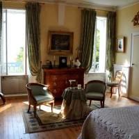 Chambres d'hôtes au Castel de Camillac, Bourg en Gironde