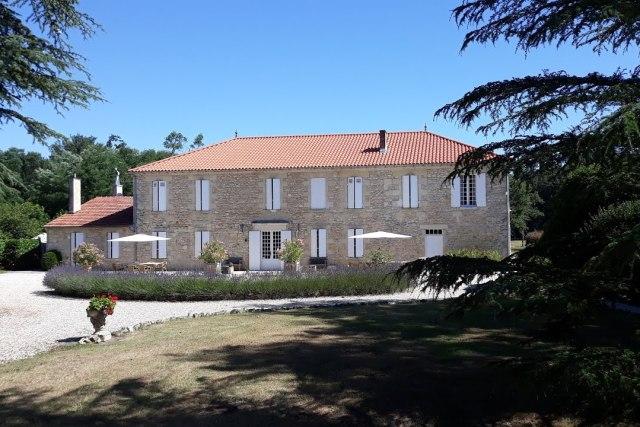 Domaine de Laguneaussan | B&B