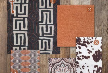 Fabric Curations – Western Collection I