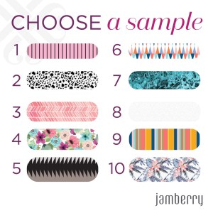 Free Jamberry Sample