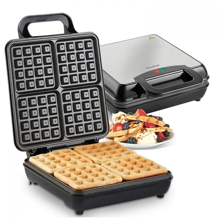 christmas gift guide foodies waffle maker