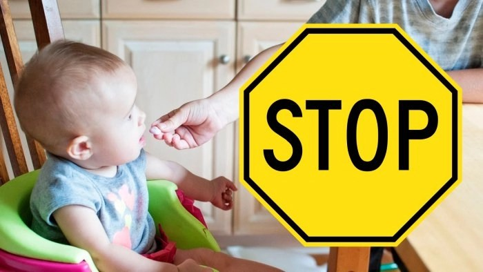 stop forcing your child to be vegan