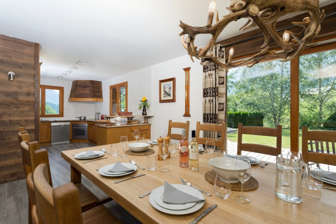 Dining - Chalet No.5