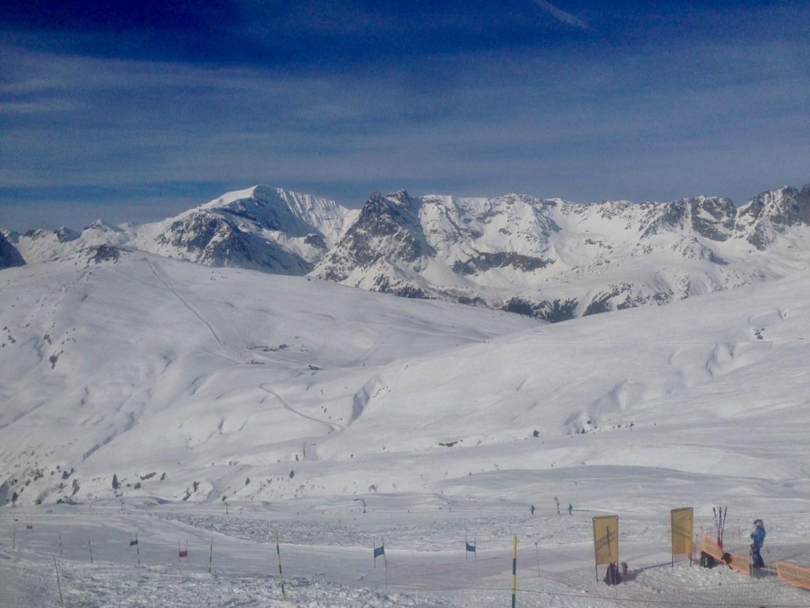 La Tour Ski and Snowboard Area