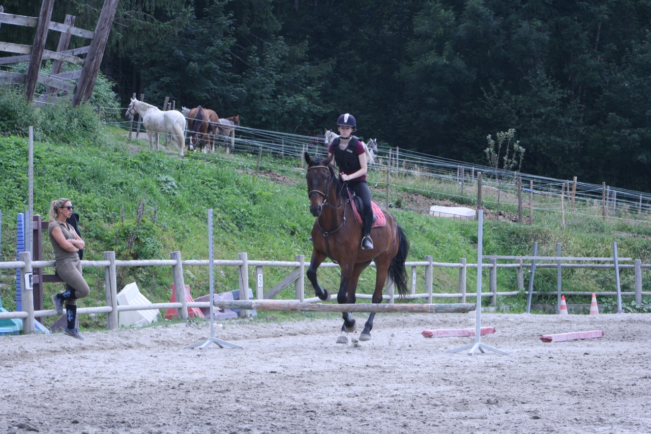 Horse Riding and Pony Trekking Chamonix
