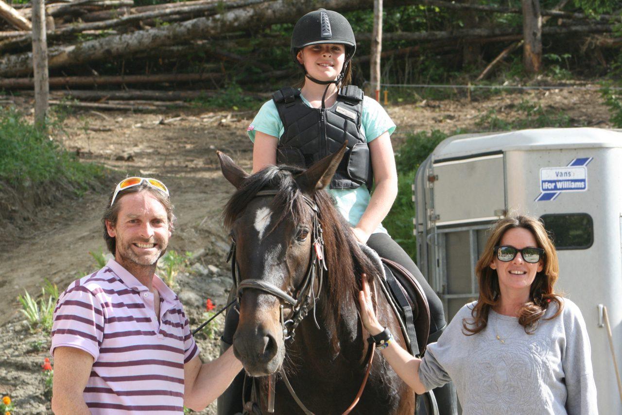 Chamonix Horse Riding Holidays, luxury chalete