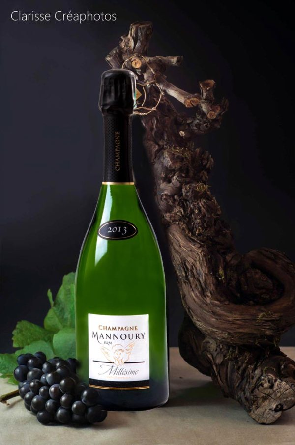 brut millesime 2013 Champagne Mannoury