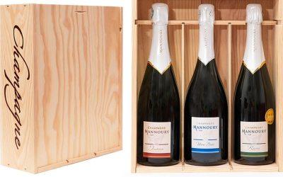 Pour la Fête des Pères Offrez du Champagne !