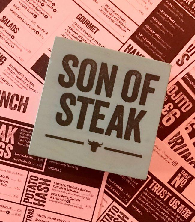 Son of Steak