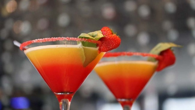 easy to make tequila sunrise