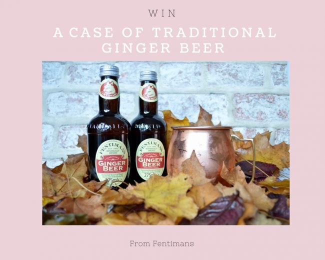 Bonfire party with Fentimans Ginger Beer and giveaway