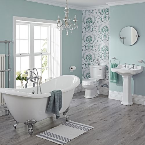 f00aa8dd5a1 My dream bathroom with the Big Bathroom Shop - Champagne and Petals