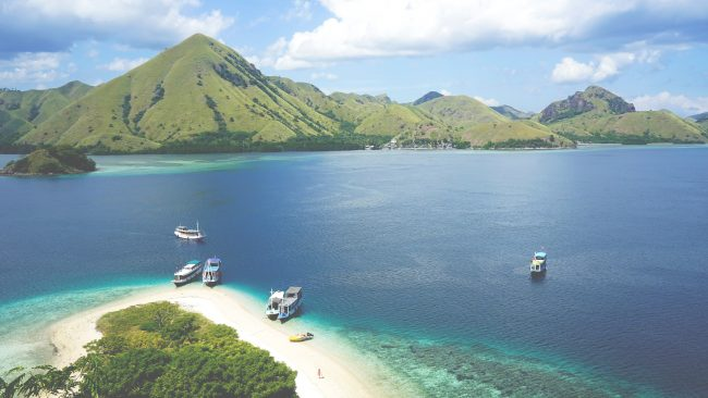 Far flung fun - The most romantic Indonesian honeymoon locations