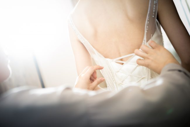 The Ultimate Wedding Dress Alterations Guide