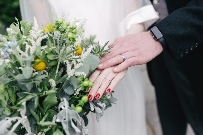 What makes the perfect wedding ring