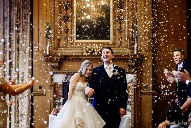 Wedding at the grand york