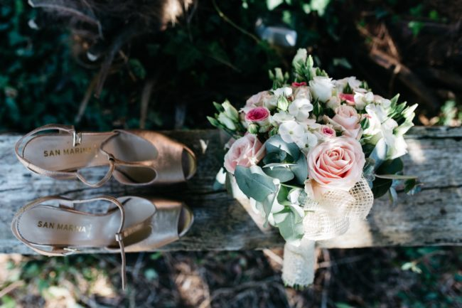bridal shows and flowers
