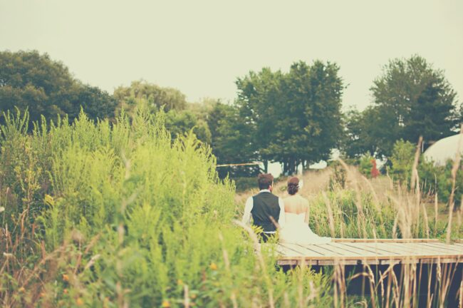 Top 10 eco wedding venues in the UK