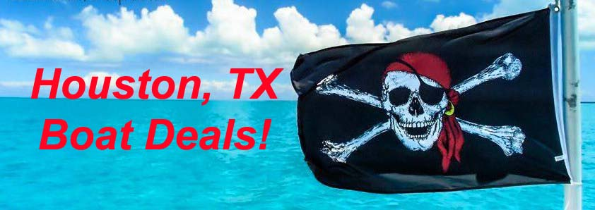 Houston - Galveston Boat Deals!