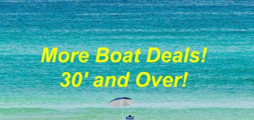 Boat Deals! – Champagne Boating on a Beer Budget!