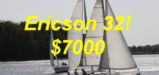Over 30′ Sailboats – Champagne Boating on a Beer Budget!