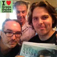 Justin Hamilton, Santo & Steele - Letters To Green Guide