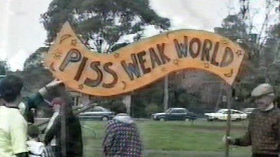 Pissweak World