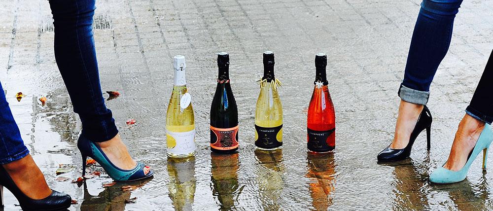 Gamme de champagnes Julie Nivet