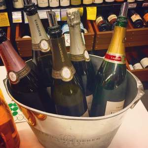 How to Rock a Champagne Tasting