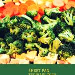 Sheet Pan Teriyaki Tofu with Pineapple and Veggies