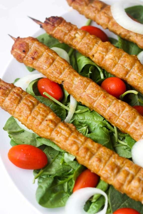 Skewer and Kebab Recipe Round-up