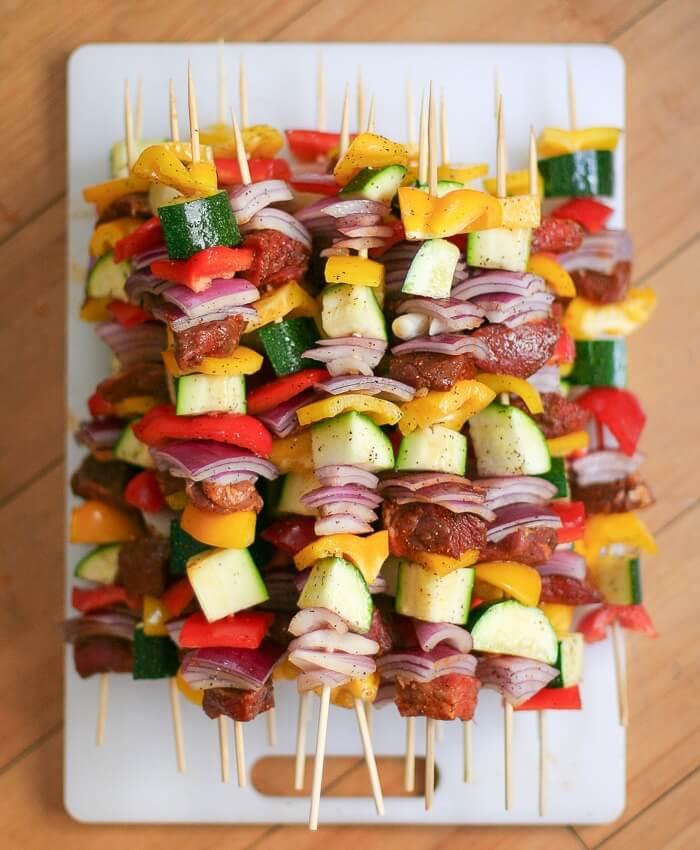 DessertSkewer and Kebab Recipe Round-up