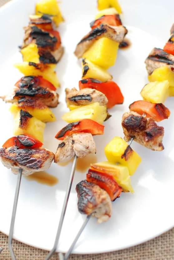 Skewer and Kabob Recipe Round-up