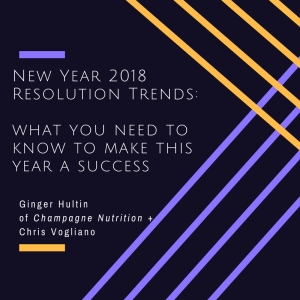 New Year 2018 Resolution Trends
