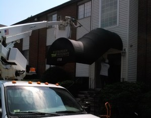 awning cleaner andover ma