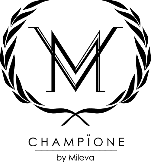 Champïone Website Logo Rosary