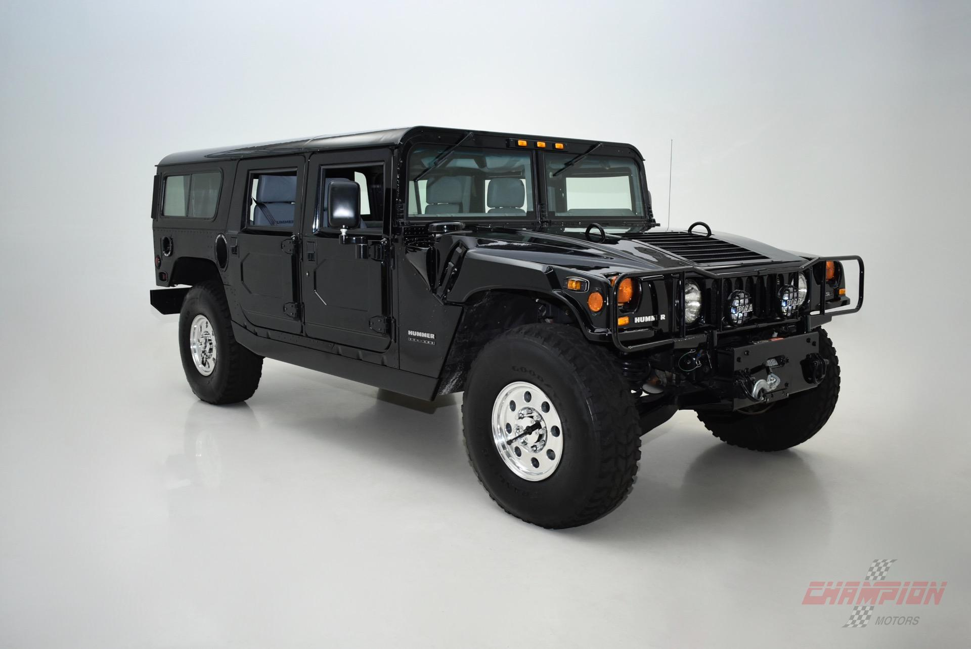 1999 AM General Hummer H1 Wagon Exotic and Classic Car