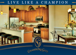 Luxury comes as standard with Lennar at ChampionsGate