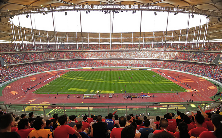 Los estadios de fútbol más grandes del mundo