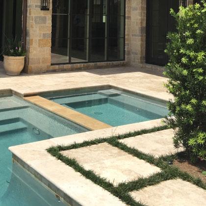 champion stone lueder s limestone pool