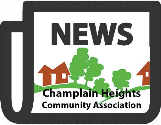 Champlain Heights Community Newsletter!