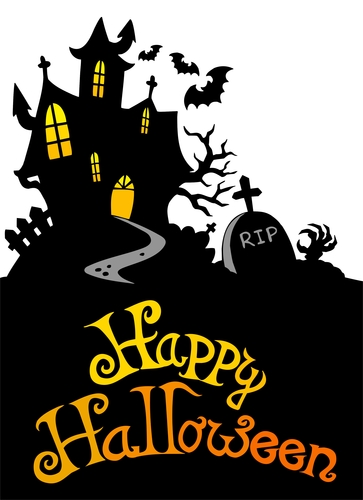 Very Scary Halloween  Haunted House (5-13 yrs)